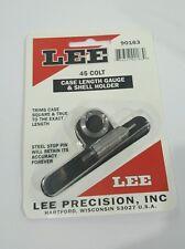Lee Case Length Gauge with shell holder for 45 Colt , #90163, NIP