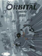 Orbital Vol. 5: Justice von Serge Pelle, Sylvain Runberg, Neues Buch, (