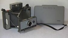 Vintage 1967 Polaroid Land Camera Automatic 230 Instant Film Camera & Manuals