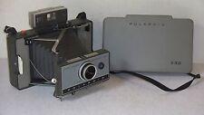 Vintage 1967 Polaroid Land Camera Automatic 230 Instant Film Camera & Manuals