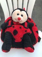 kreative kids lady bug knapsack B22