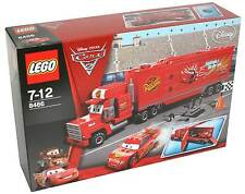 LEGO® Cars2 Macks Team Truck 8486 NEU OVP _ New MISB NRFB MISB