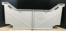 Decked Universal Drawer Divider Set Of 2 Light Gray Drawer Dividers (A)
