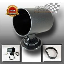 """Pod calibre Dash Mount Holder negro 52mm 2"""" Interior Personalizado Dash Board Universal"""