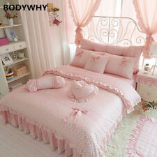 2020cotton Bedding Cover Quilt Cover Bed Cover Bed Sheet Pillowcase 4/6/8PCS