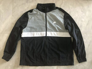 NWT Nike Sportswear Hooded Colorblock Windrunner Jacket - 4XL CU4309-100