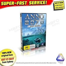Anno 2070 Deep Ocean Expansion Pack for PC NEW add-on game Windows RPG Strategy