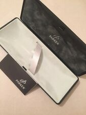 LARGE MODERN TRIPLE PARKER FOUNTAIN PEN BOX WITH GUARANTEE-BOX ONLY-EXCELLENT