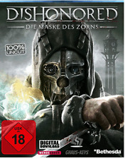 Dishonored Steam Pc Game Key Download Global Code Neu [Blitzversand]