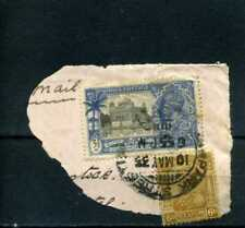 INDIA , 'frag cover''>GEORGE V ''  >10 MAY  1935> TO   U.S.