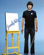 GFA Stand-up Comedian * DEMETRI MARTIN * Signed 8x10 Photo AD5 COA