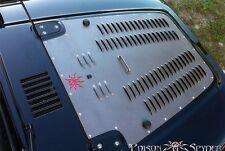 1997-2002 Jeep Wrangler Poison Spyder Customs Hood Louver 14-53-011