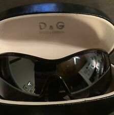 5215677550f Dolce Gabbana Black Sunglasses for Women for sale