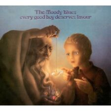 The Moody Blues - Every Good Boy Deserves Favour [New CD] Bonus Tracks, Expanded