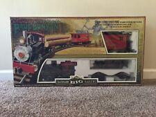 Bachmann G Scale Big Haulers Paul Bunyan Electric Train Set #90029 New