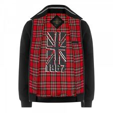 Limited Edition 50th Anniversary Merc London Harrington Jacket - Black M