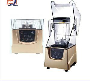 Blender with Sound enclosure 1.0 litre 1500W