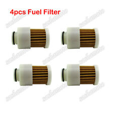 4x Fuel Filter For 4 Stroke Yamaha Mercury Outboard Motor 68V-24563-00-00 881540