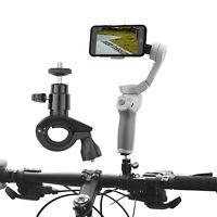 Bike Bicycle Clamp Mount Holder Stand for DJI OM 4/OSMO Mobile 3 Handheld Gimbal