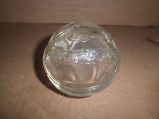 New ListingWonderful old original glass New York Worlds Fair souvenir still bank c.1939