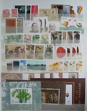 More details for china prc 1993 full year 17 commemorative sets & 3 ms mnh
