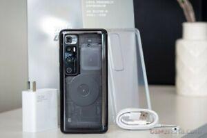 Xiaomi Mi 10 Ultra - 12gb - 256gb-Top Zustand-transparent