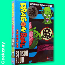 Dragon Ball - Season 4 (DVD, 2008, 5-Disc Set, Uncut) Digitally Remastered NEW