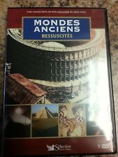 Mondes anciens ressuscités (3-DVDS, FRENCH, Reader's Digest, EXTREMELY RARE)