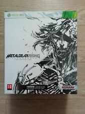 Metal Gear Rising Revengeance Limited Edition Xbox 360 BRANDNEU FREI p&p