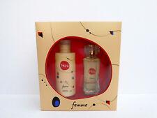 Miro Femme Set Eau de Parfum Natural Spray 50 ml + Perfumed Shower Milk 150 ml