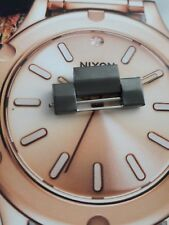 Nixon The Private SS Gunmetal   EXTRA WATCH LINK