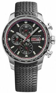 Chopard Mille Miglia GTS Chronograph Automatic 44mm Men's Watch 168571-3001