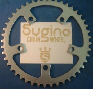Sugino GT Japan 45Tx110BCD MTB / Road Chainring- NEW/NOS Vintage- 5/6/7/8/9-Spd-