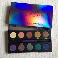 Genuine URBAN DECAY Afterdark Eyeshadow Palette & Brush BNIB