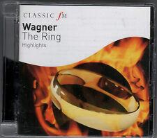 WAGNER: THE RING HIGHLIGHTS - CD (2008) BIRGIT NILSSON, KIRSTEN FLAGSTAD / SOLTI