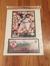 BOSTON RED SOX 2003 Cover Event USPS ~Luis Taint ~ Matted Photo & Envelope! RARE