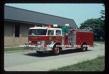 Fairfield NJ Hahn pumper  Fire Apparatus Slide