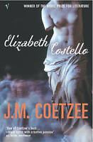 Elizabeth Costello, By J M Coetzee,in Used but Acceptable condition
