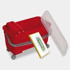 Vitrex Professional Wash Kit  - 22L Bucket on wheels, with Sponge