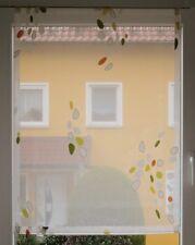 Scheibengardinen Breite 66 cm x Höhe 90 cm -  neu  - modern - Gardine - Paneel