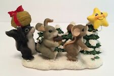 Charming Tails Follow The Star Fitz & Floyd 98/214 Special Edition 1999 Euc