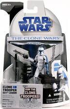 STAR WARS The Clone Wars__CLONE TROOPER 501st LEGION Exclusive action figure_MIP