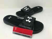 Youth Boy/'s Coleman LAGOON Sport Sandals Black//Red E10 New
