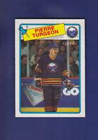 Pierre Turgeon RC 1988-89 O-PEE-CHEE Hockey #194 (MINT)