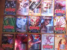 Doctor Who. BATTLES IN TIME CARDS - 15 X Different ANNIHILATOR - VGC