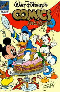 Walt Disney's Comics and Stories #550 FN; Dell   save on shipping - details insi