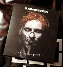 Rammstein Sehnsucht Special Edition.Kreuzcover.Weihnachtsgeschenk
