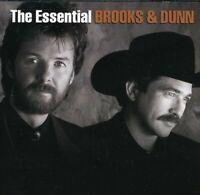 Brooks & Dunn - The Essential Brooks & Dunn [New CD]