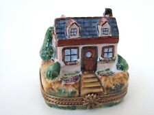 Limoges Box - Charming Country Cottage House with Dormer Windows