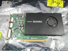 NVIDIA QUADRO K2200 VIDEO CARD WORKS GOOD